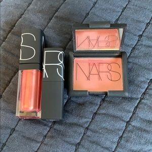 Nars orgasm makeup set